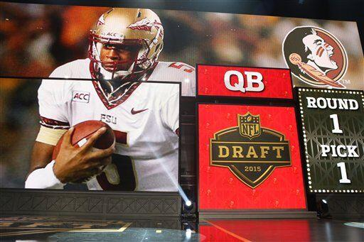 Seleccionaron al QB de los Seminoles, Jameis Winston (AP-NFL).