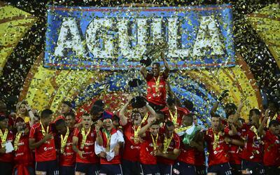 El DIM es campeón del fútbol colombiano