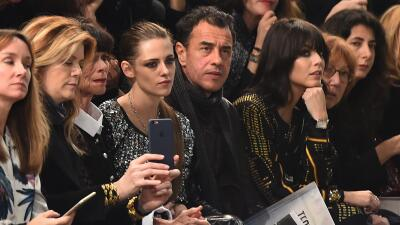 FASHION-ITALY-CHANEL 2015 Kristen Stewart