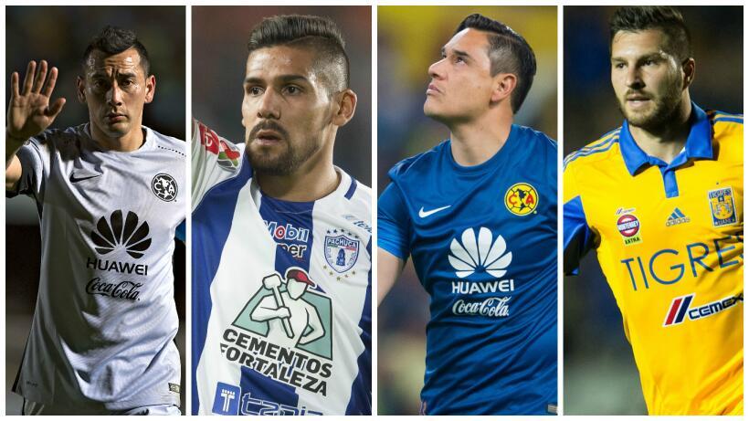 El 11 ideal de la Jornada 6 del Univision Deportes Fantasy en el C2016