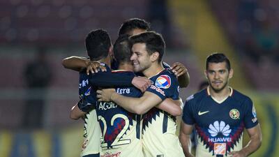 En fotos: América volvió a ganarle al Tauro y se clasificó a semifinales de la Concacaf