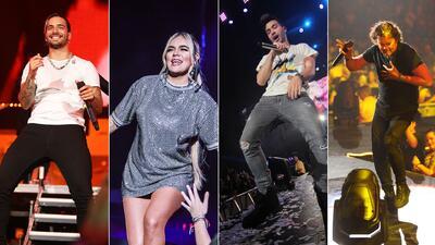 EN FOTOS: 'Amor a la Música' hizo temblar a Miami en una noche inolvidable