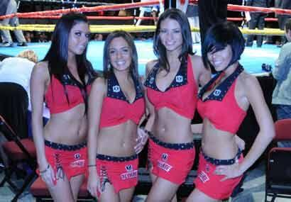 Ellas, sin duda alguna, son parte de lo mejor del boxeo.