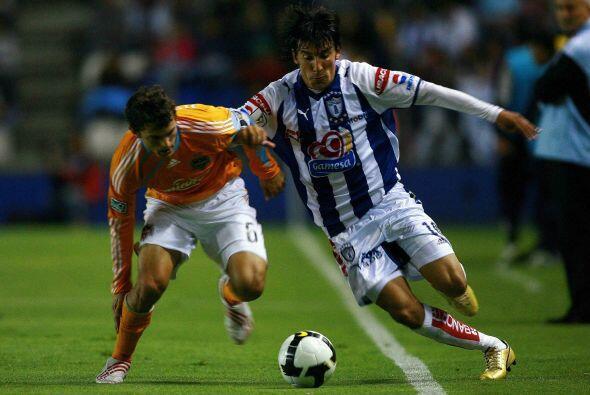 Dos años después Pachuca mediría fuerzas con Houston Dynamo, el saldo se...