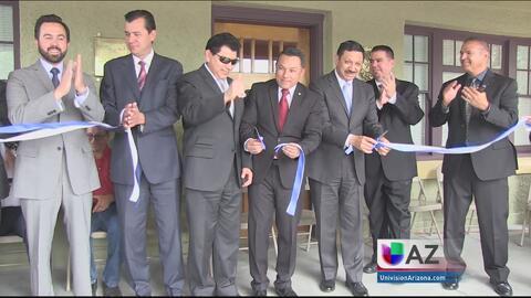 Inauguran nueva sede del consulado de El Salvador en Tucson
