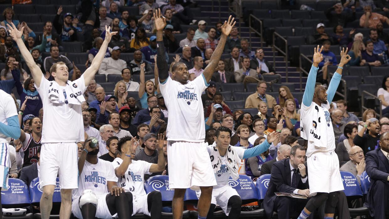 Al Jefferson anotó 19 puntos y recuperó siete rebotes para Charlotte.