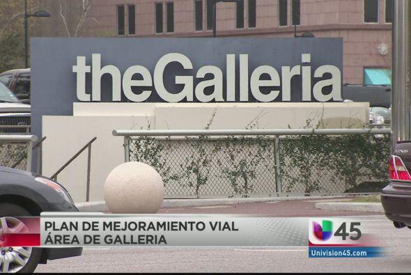 Un plan que busca mejorar el tráfico vial en el área de la Gallería fue...