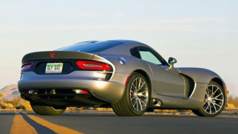 Dodge pretende aumentar las ventas del Viper para este año.