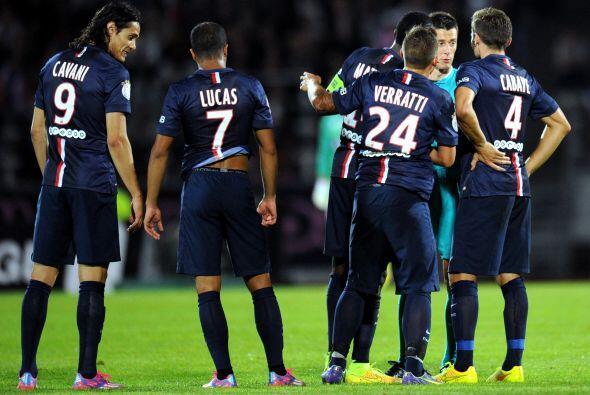 El París también se ve muy completo con sus figuras como Ibrahimovic, Ca...