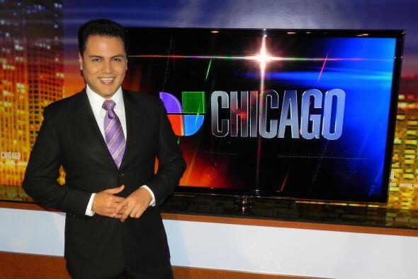 Nuevo estudio Univision Chicago