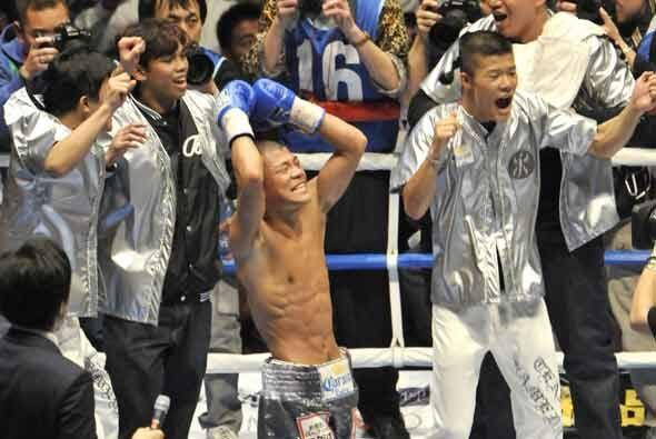 Tras 12 asaltos los jueces vieron ganar con amplitud a Koki Kameda.