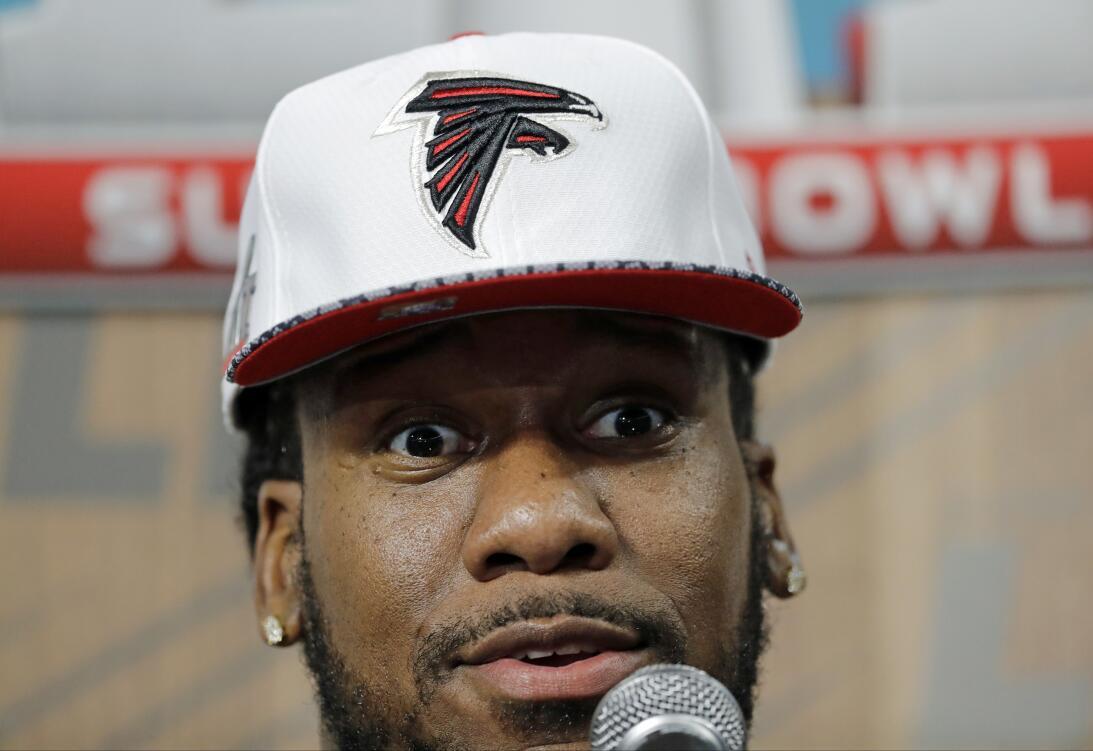 La llegada de los Patriots y la alegría de los Falcons en la apertura de...