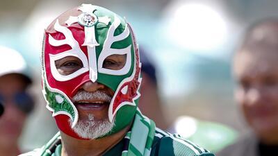 Fiesta mexicana para apoyar al 'Tri' en la previa contra Gales en Estados Unidos