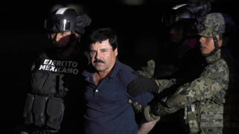 "Joaquín ""El Chapo"" Guzmán Loera."