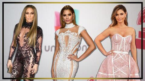 Mejor vestidas Latin Grammy 2016