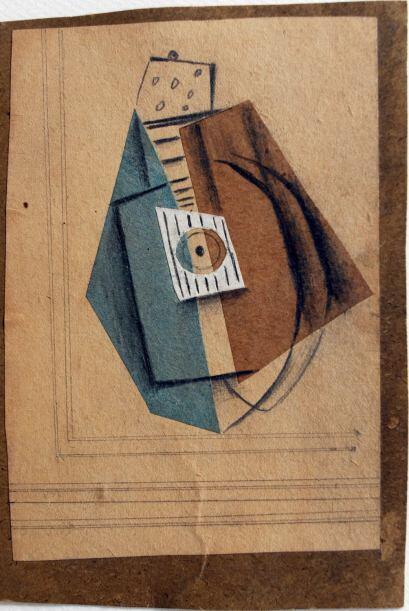 La colección, que data del periodo más creativo del artist...