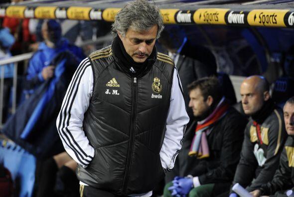 En el choque de Vuelta, los pupilos de José Mourinho partían con la vent...
