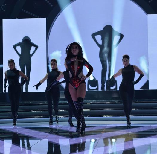 Ana Patricia final Mira Quién Baila
