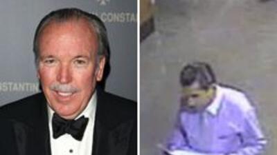 Buscan a ladron que robo a pareja de multimillonarios mientras estaban e...