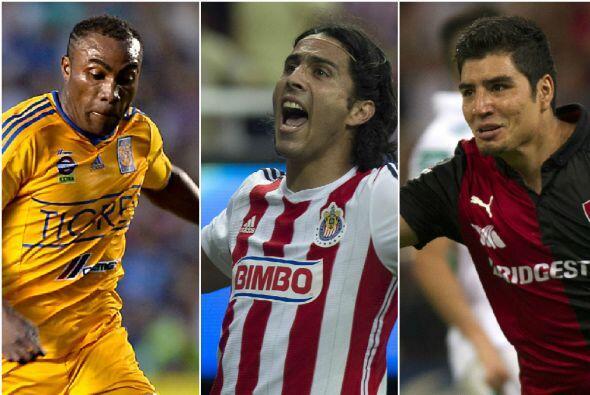 El cierre del Clausura 2015 de la Liga MX está que arde, ya que a...