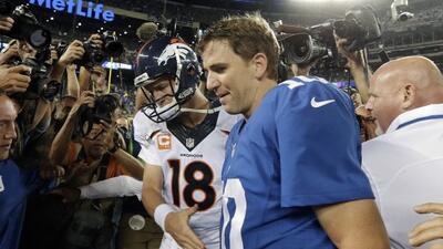 Eli Manning está impresionado e inspirado por el regreso de su hermano a...