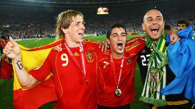 En fotos: a 10 años de que España ganó la Euro 2008, ¿qué es de aquel equipo?
