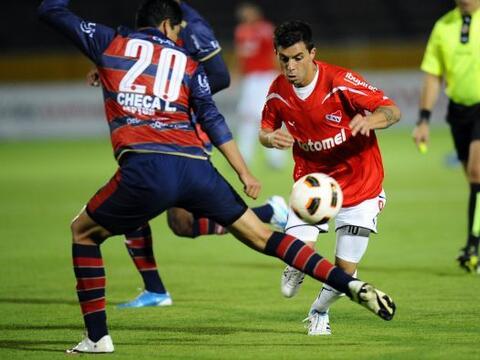 Independiente de Argentina perdió 1-0 frente a Deportivo Quito en...