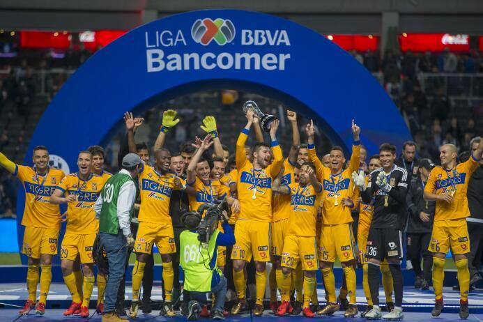 En fotos: Las mejores imágenes de la celebración de Tigres 20171210-2451...