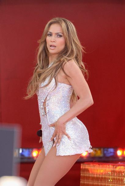 Tan espectacular es verla sobre el escenario, que simplemente deja a tod...