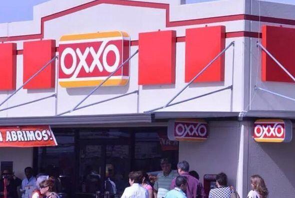 4.- Oxxo tiene un valor de 2,615 millones de dólares. (Imagen tom...