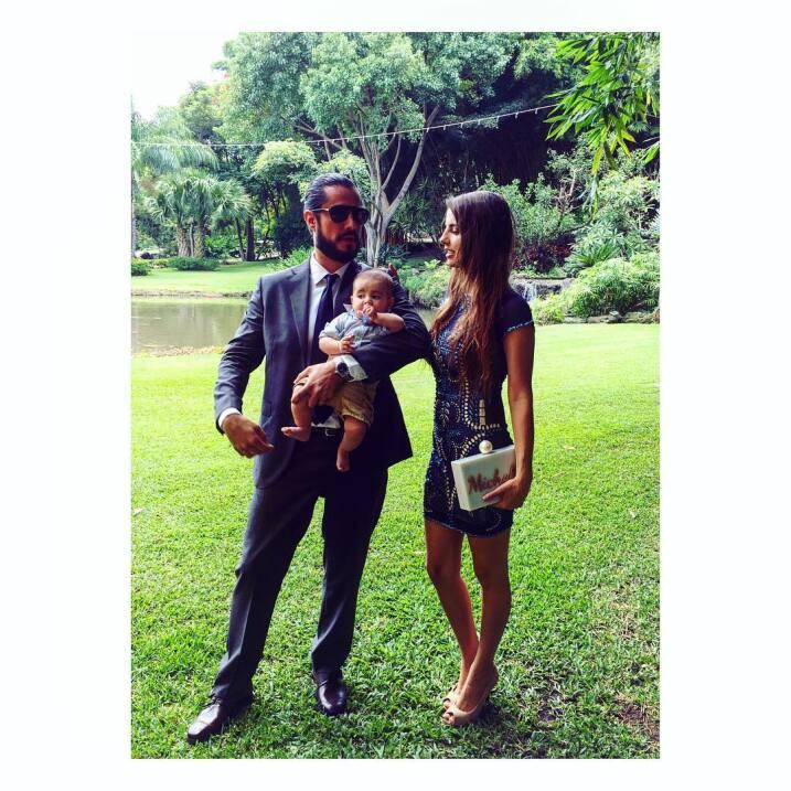 Michelle Renaud celebra con tierna imagen los primeros 6 meses de su beb...