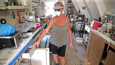 En fotos: Después del paso del huracán Irma, Florida intenta volver a la normalidad