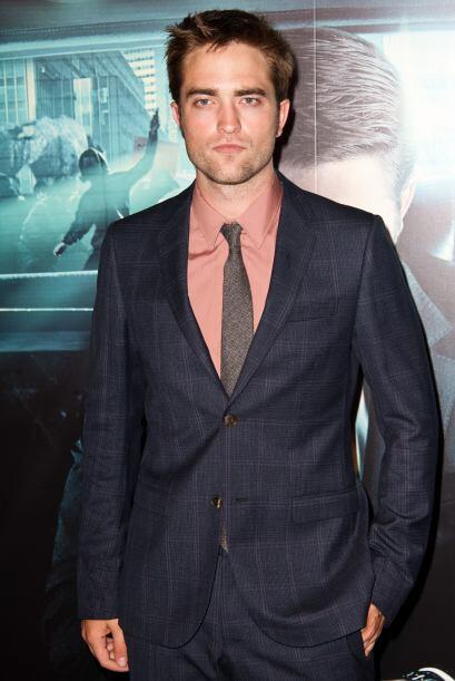 "11. ROBERT PATTINSON- Con el final de ""Twilight"", Pattinson tendrá más o..."