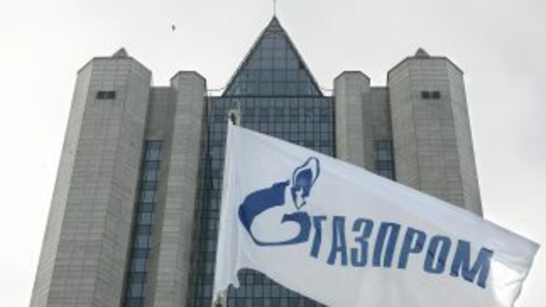 El monopolio gasístico ruso Gazprom aumentó en más del 40% el precio del...