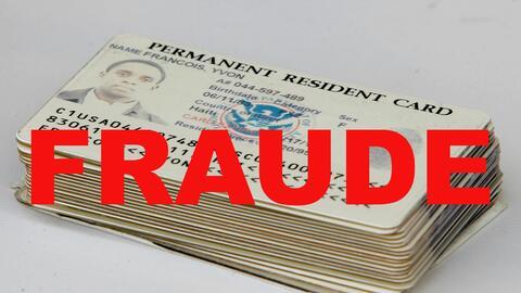 La Lotería de Visas activa el fraude migratorio en Estados Unidos.