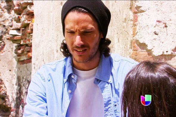 No hay manera de convencer a Inés, 'Garabato', ella quiere dar en adopci...