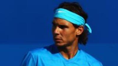 """El tenista se ha mostrado con ganas de estar ya en Wimbledon, """"en el clu..."""
