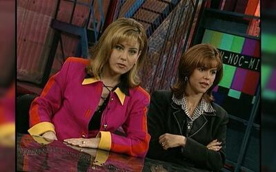 Primer Impacto nació el 14 de febrero de 1994. Las presentadoras...