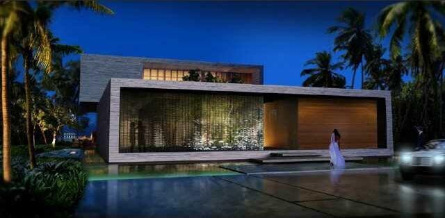 La mansión de 11,500 pies cuadrados está situada en la exclusiva zona de...