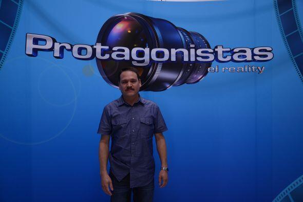 José Luis viajó desde Houston en representación de toda la familia y los...