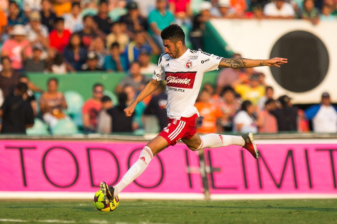 Xolos gana y Jaguares se hunde en el descenso Gol Juan Lucero de Tijuana...