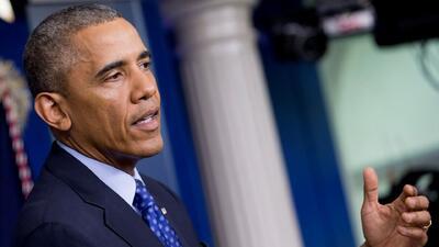 Obama anuncia los próximos pasos para su estrategia en Irak