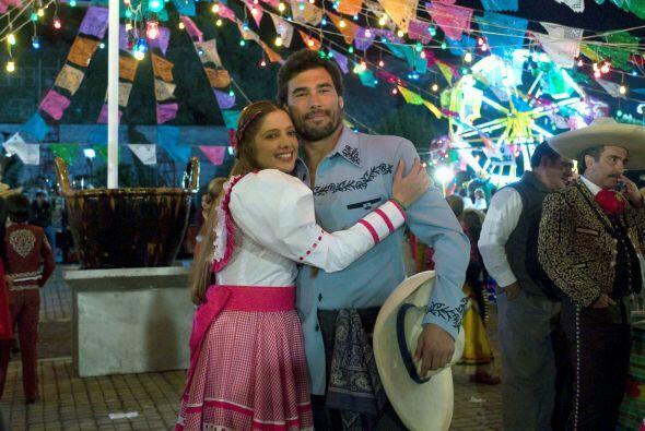 Junto a Eduardo Yáñez protagonizó esta producción de Salvador Mejía.