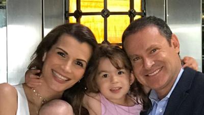 Michelle Tacher cumple tres años, y Alan le dedicó un tierno mensaje (fotos)