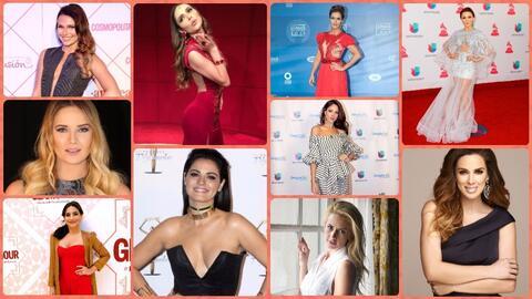 Las 10 actrices de novela que brillan por su elegancia