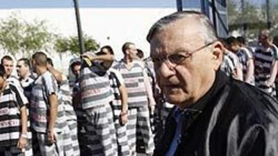 """Avanza investigación federal contra el """"alguacil más duro de Estados Uni..."""