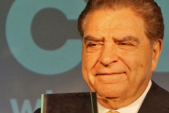 """El presentador chileno fue honrado con el """"Latinovator Award""""."""