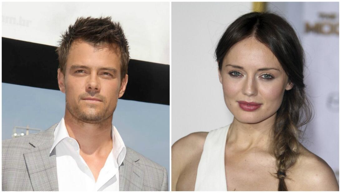 En la categoría actores secundarios, Josh Duhamel y Laura Haddock comple...