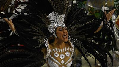 En fotos: el Carnaval de Río de Janeiro 2017, la gran fiesta de la samba