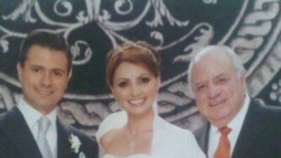 El padre de Angélica Rivera murió de un infarto. (Foto: Facebook Angélic...
